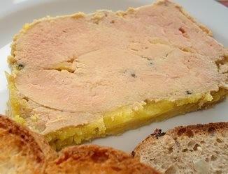 Foie Gras de Canard Entier du Sud-Ouest de la France 200g