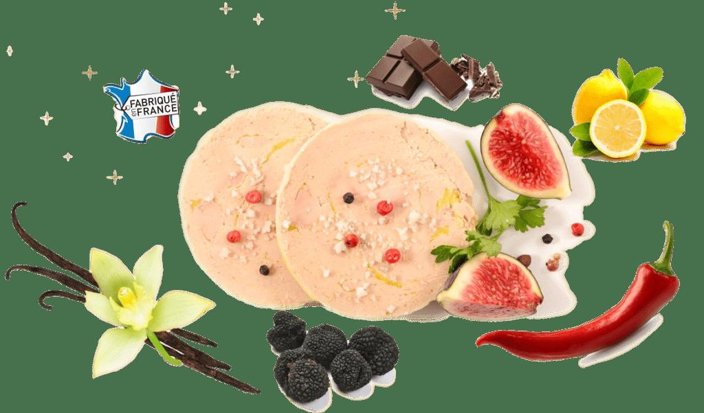 foies gras apéros relais gourmet
