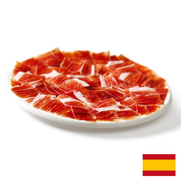 Assiette-jambon-de-bellota